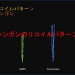 武器別リコイルパターン-SMG