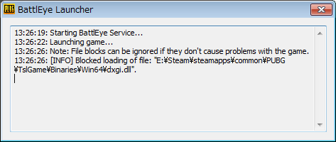 Battleye Launcher