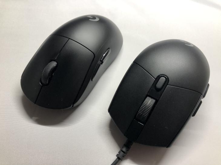 つまみ持ちと相性の良いマウス