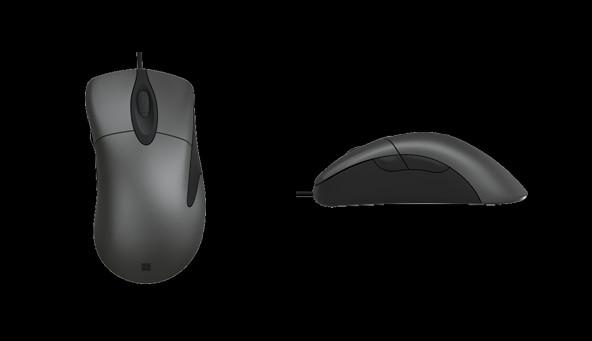 形はそのままで性能が上がったマウス「Microsoft Classic IntelliMouse」