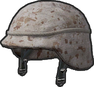 ミリタリーヘルメット(レベル2)