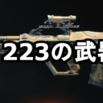 ABR 223の武器性能