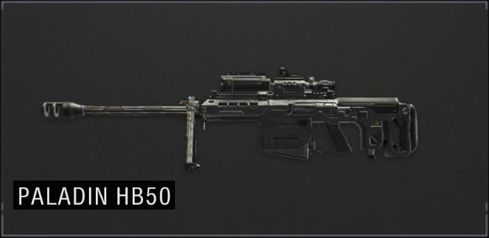 PALADIN HB50-小