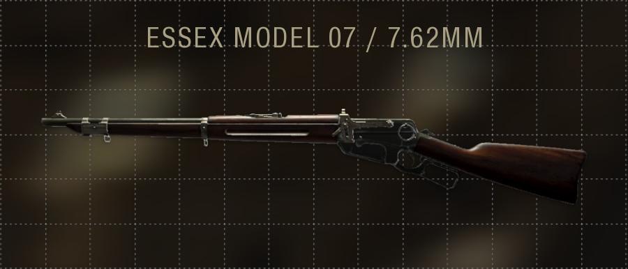 ESSEX MODEL 07
