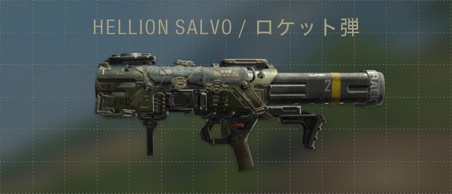 HELLION SALVO