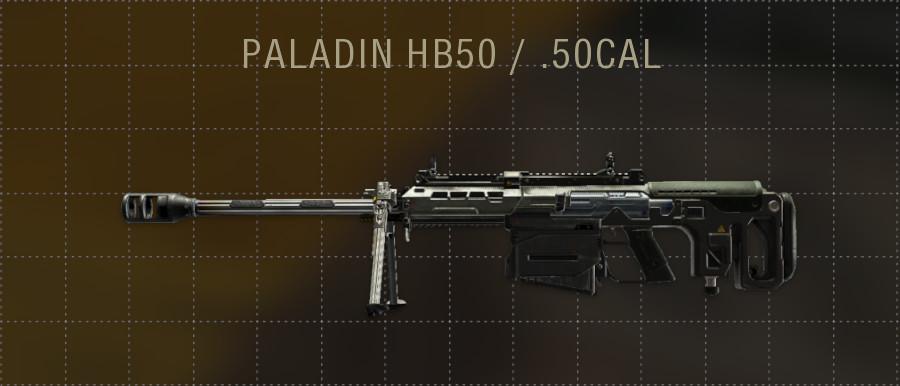 PALADIN HB50