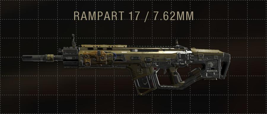 RAMPART 17