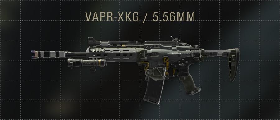 VAPR-XKG
