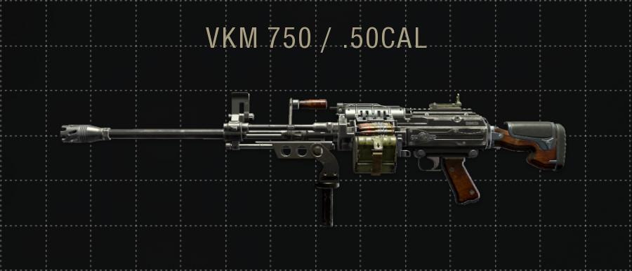 VKM 750