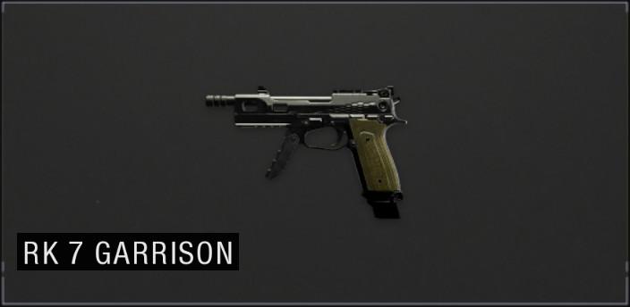 RK7 GARRISON-小