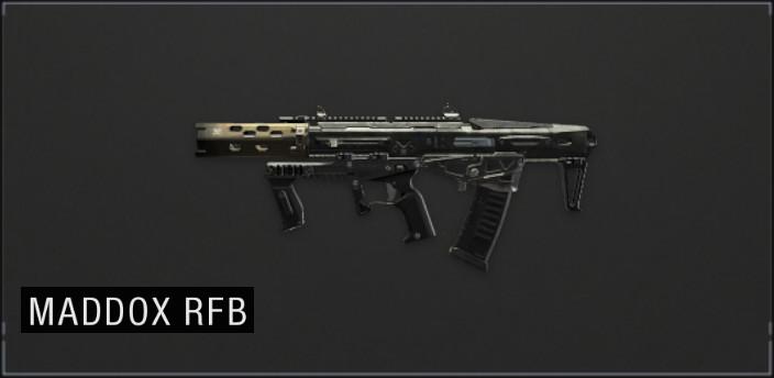 MADDOX RFB-小