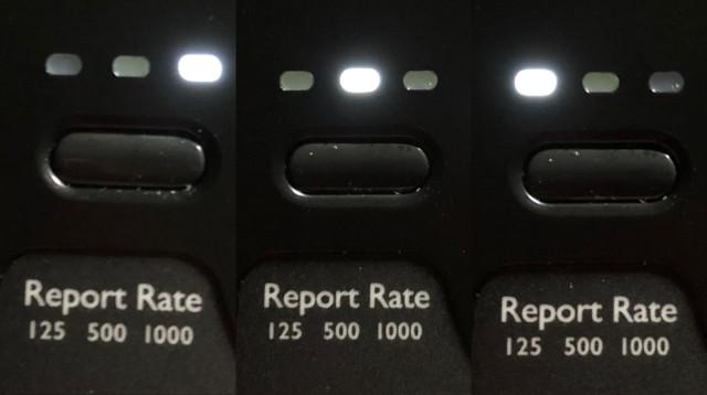 ポーリングレート変更ボタン