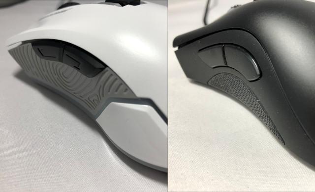左サイド-左PC109A:右DeathAdder