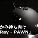 つかみ持ち向け「Ray - PAWN」