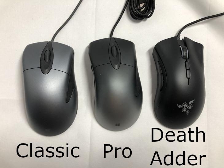 マウス全体