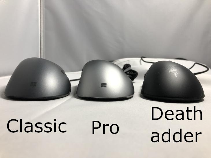 マウス後部