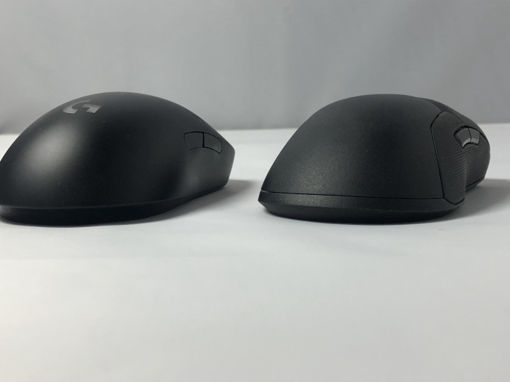 Razer Viper Ultimateと形状比較4