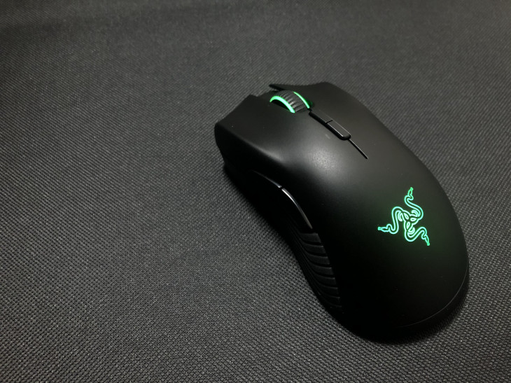 Razer Mamba Wirelessの特徴