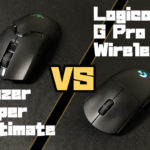 Razer Viper Ultimate vs Logicool G Pro Wireless