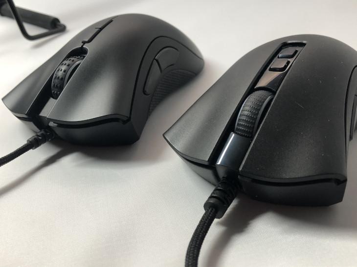 マウススイッチ