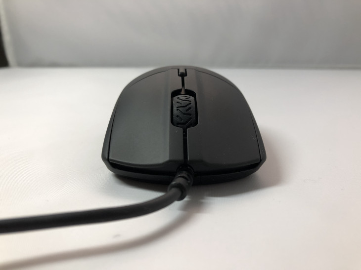 SteelSeries Rival3の形状・外観(Rival110と比較)2