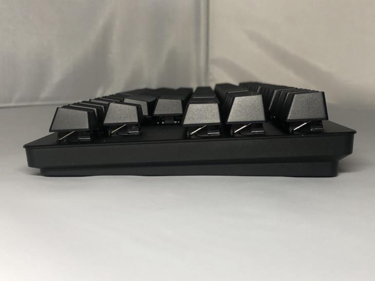 Razer Huntsman TEの形状、外観4