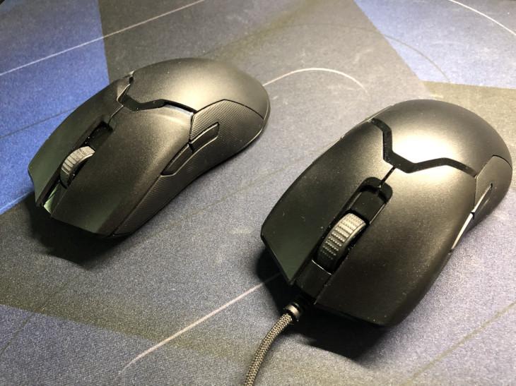超軽量ゲーミングマウス