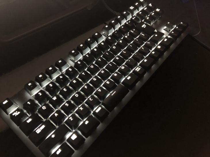 Razer BlackWidow Liteの使い方