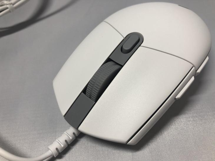 左右メインボタン