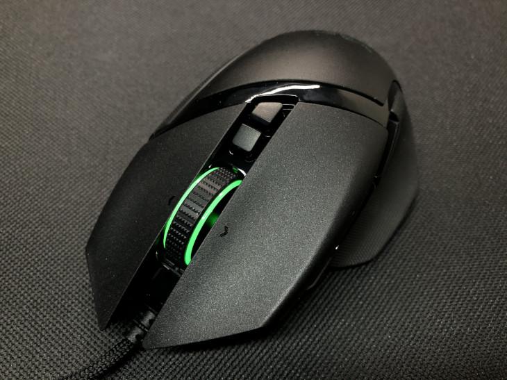 有線ゲーミングマウス