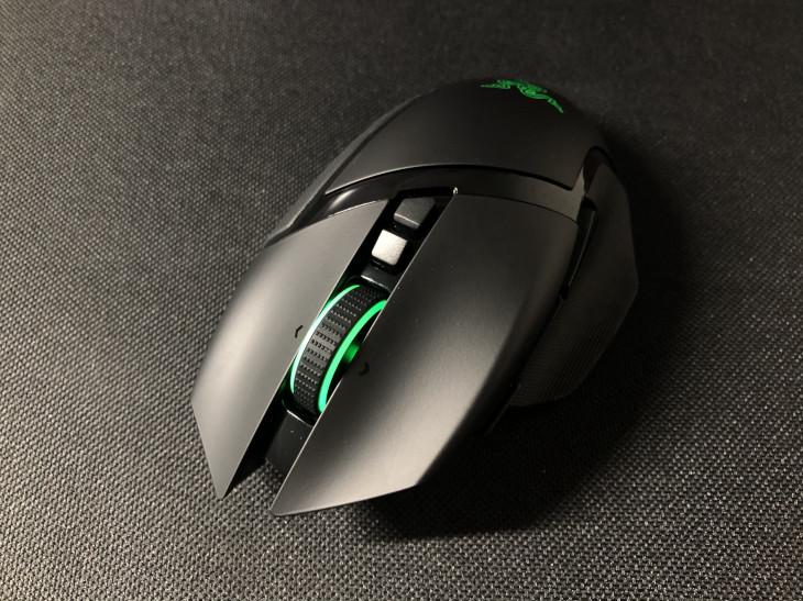 無線ゲーミングマウス