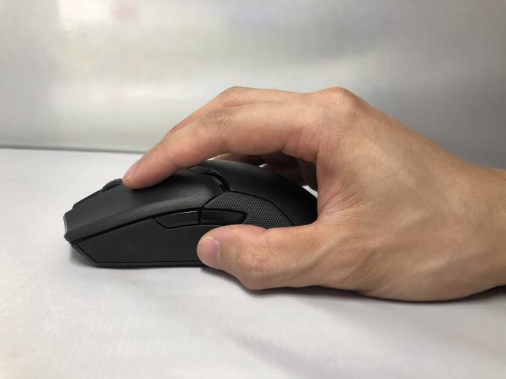 つまみ持ちの特徴と相性の良いゲーミングマウス