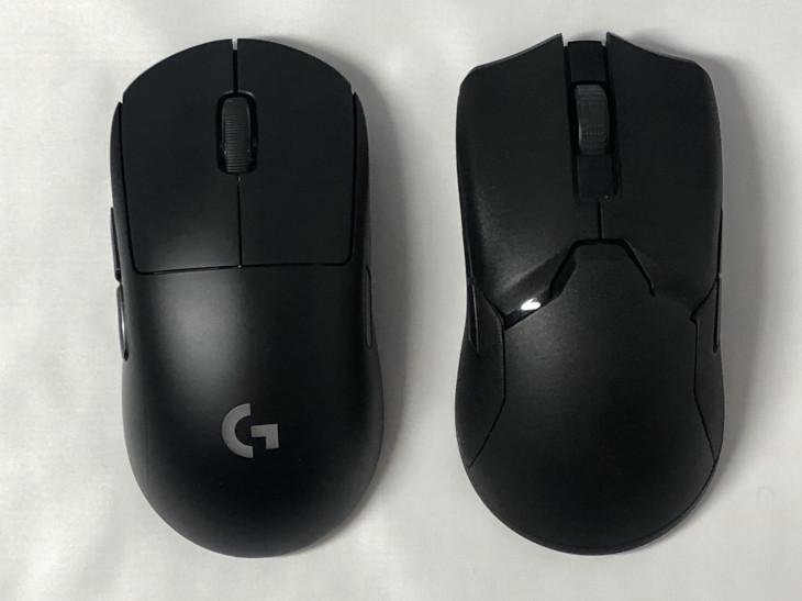 長方形マウス