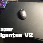 Razer Gigantus V2をレビュー