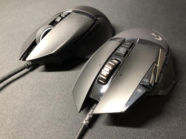 多ボタンマウスの利点