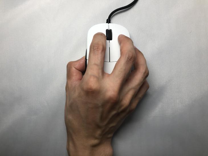 つかみ持ちの特徴と相性の良いゲーミングマウス2
