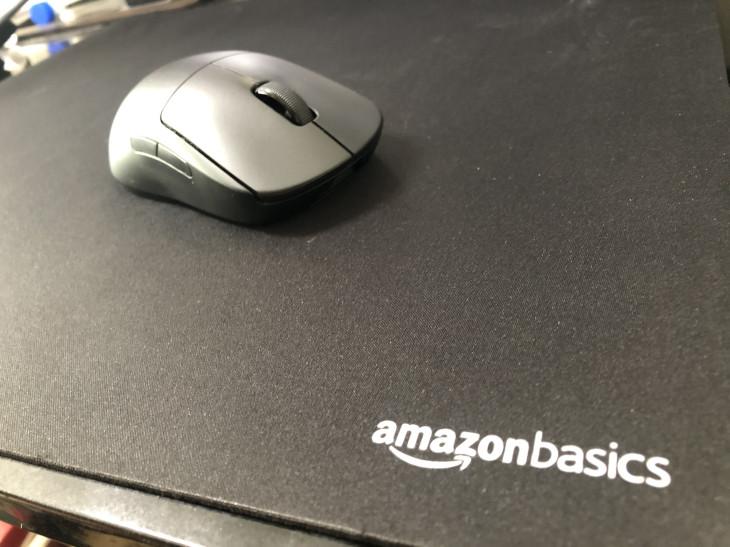 Amazonベーシック ゲーミングマウスパッドの特徴