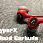 HyperX Cloud Earbudsをレビュー