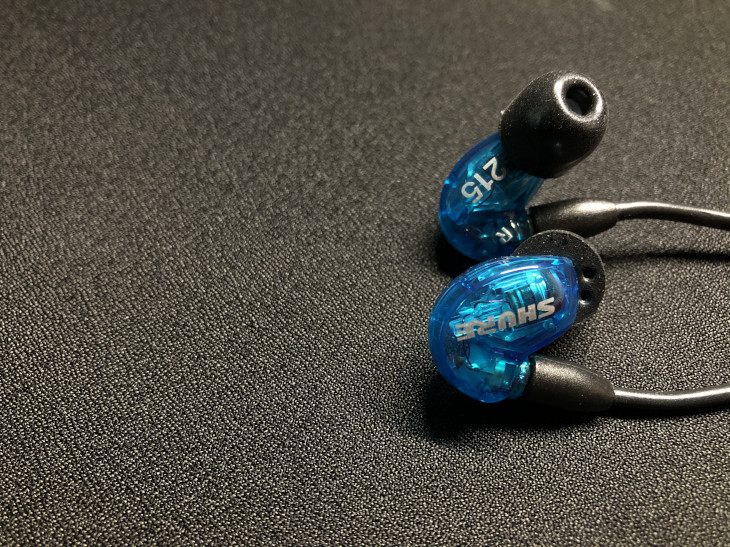 SHURE SE215 Special Editionの特徴