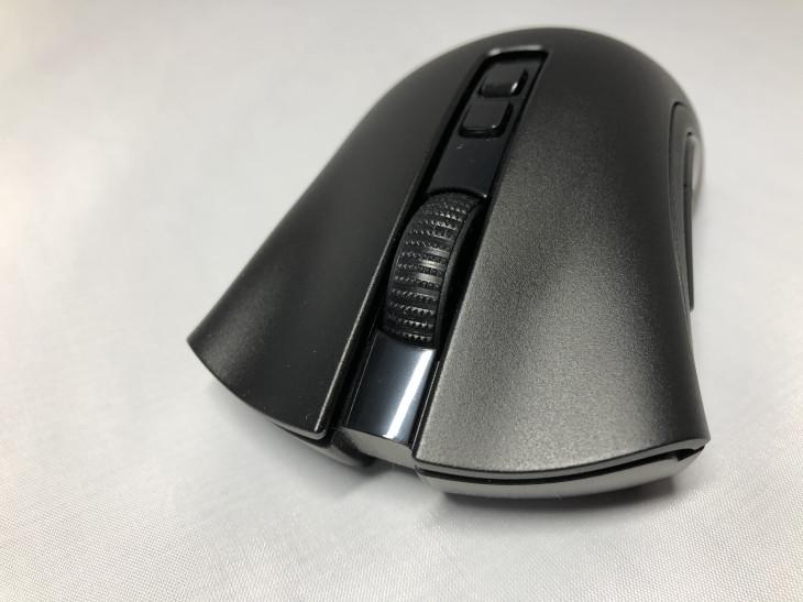 左右クリックボタン