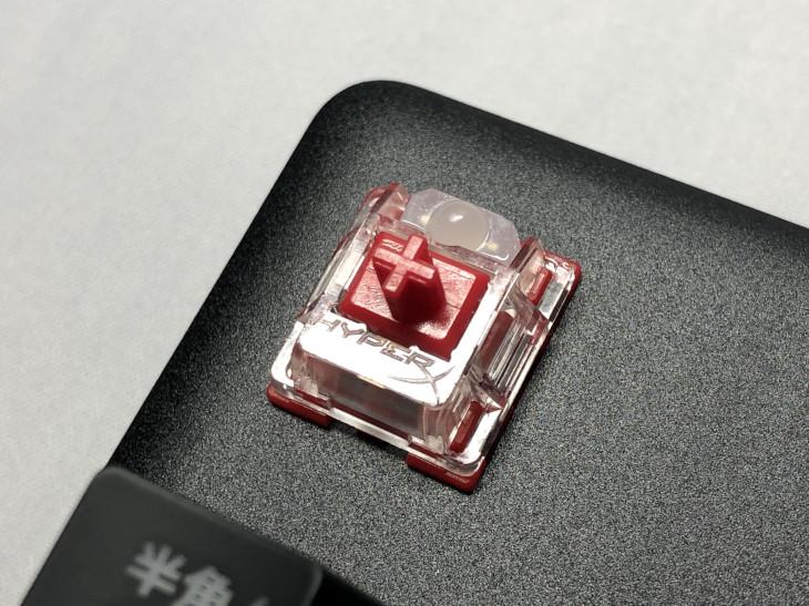 赤軸の特徴