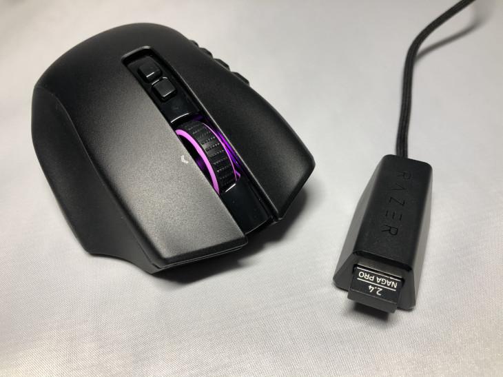 ワイヤレス接続方法