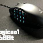 Logicool G600tをレビュー
