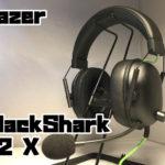 Razer BlackShark V2 Xをレビュー