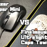 Razer Viper Mini VS Finalmouse Ultralight 2 – Cape Town