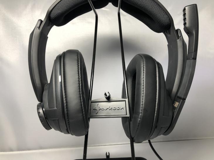 GSP300の装着感