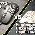 Xtrfy M4 VS Finalmouse Ultralight 2 – Cape Town