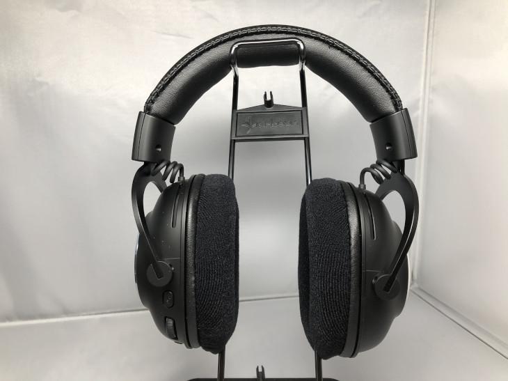 G PRO X Wirelessの装着感2