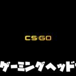 【CSGO】おすすめのゲーミングヘッドセット