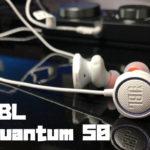 JBL Quantum 50をレビュー